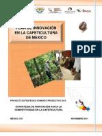 Plan de Innovacion Nacional Estrategia de Cafe