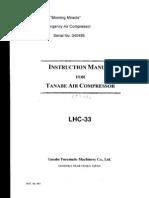 Tanabe LHC-33