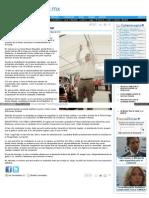 Promete Felipe Enríquez apoyo escolar.  El por venir 16 de Mayo de 2012