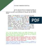 Ejemplos de Cohesion Textual