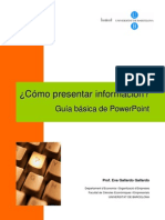 Guía PowerPoint Pepito's gt