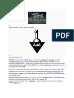 Originile Audi