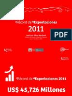 Record de Exportaciones