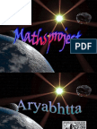 Aamish Maths Project