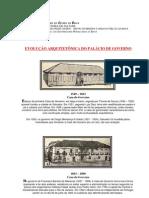 Evolucao Arquitetonica Palacio de Governo