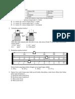 Try Out Ujian Nasional Smp Paket 2
