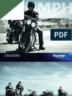 Triumph Cruisers Brochure-2011