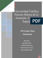 API Google Maps