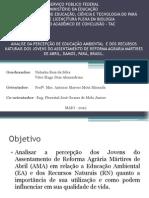 Educação Ambiental - Defesa Monografia - IFPA