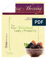 4 Laws Workbook Congregational