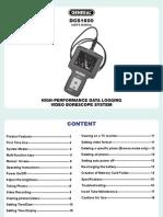 Dcs1600 Manual
