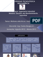 MOTORES ELÉCTRICOS_Generalidades