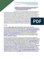 ISHN-Statement Ten Key Points -Schools for All-September 2011