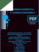 Farmacogenética  Prontissimo