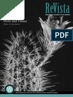 Flora and Fauna, Nature in Latin America, Harvard Review