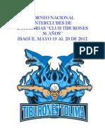 Torneo Nacional Interclubes de Categorías