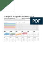 2008 Event Schedule Planner