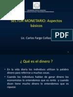 Sector Monetario UCA