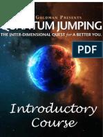 Quantum Jumping Intro Course