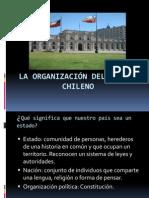 _La Organizacion Del Estado Chileno
