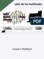 El Nuevo Poder de Las Multitudes #TICsRP