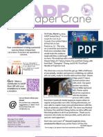 AADP Newsletter Spring 2012 Digital