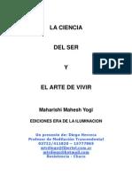 La Ciencia del Ser y El Arte de Vivir Maharishi Mahesh Yogi 1º parte.