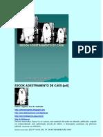 Ebook Adestramento de Cães, pdf.