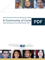 APALC Community of Contrast