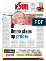 thesun 2008-12-23 page01 umno steps up probes