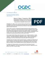 OCDC Praises Obama (4)