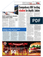 thesun 2008-12-24 page04 compulsory hiv testing studies in depth jakim
