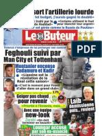 LE BUTEUR PDF du 19/05/2012