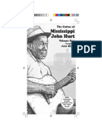 Mississippi John Hurt, The Guitar of Volume 1