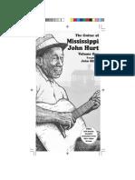 Mississippi John Hurt, The Guitar of Volume 1