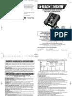 350 Amp Slim Jump Starter Manual