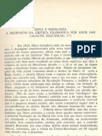 Arantes, Paulo Eduardo - Ideia e Ideologia