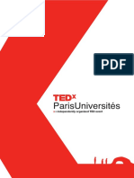 Programme de TEDx Paris Universités 2012