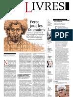 Supplément Le Monde des livres 2012.02.24
