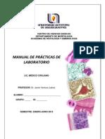 Manual de Histologia