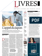 Supplément Le Monde des livres 2012.03.16