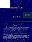 Foundations of Law - Cases.ppt