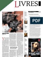 Supplément Le Monde des livres 2012.03.30