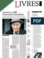 Supplément Le Monde des livres 2012.04.20