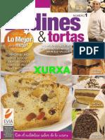 budines y tortas Nº1