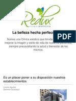Presentacion Clínica Redux