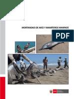 Informe Del Minam Sobre La Mortandad de Delfines y Aves en La Costa Peruana