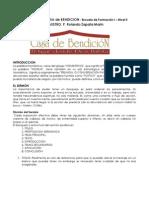 CURSO DE FORMACIÓN MINISTERIAL-traba