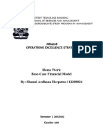 Base-case Financial Model