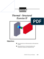 Appendix Ex 4 Thermal-Structural II